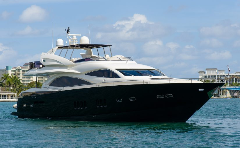 LEADING FEARLESSLY yacht For Sale
