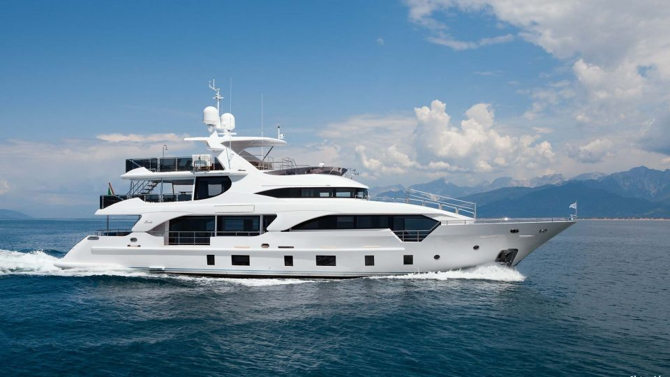 Attitude Yacht For Sale Benetti Yachts