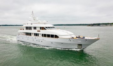 JUST SAYIN' yacht For Sale