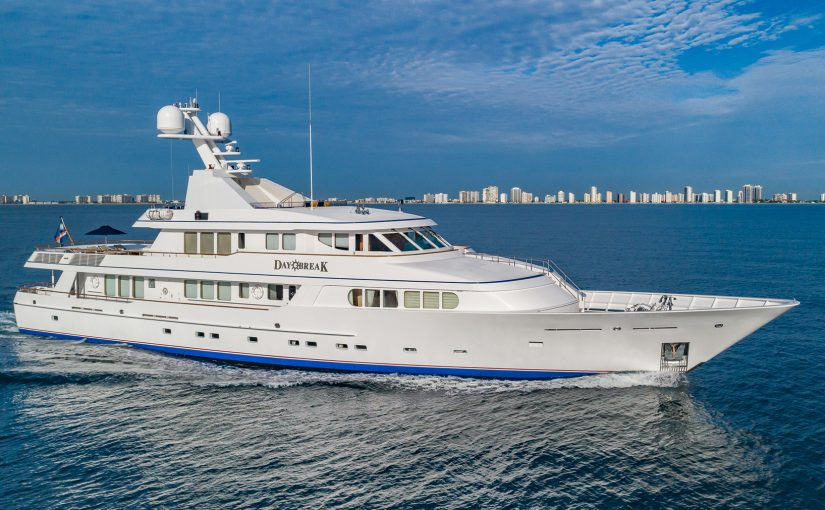 DAYBREAK yacht For Sale