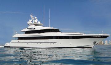 SEA RACER yacht