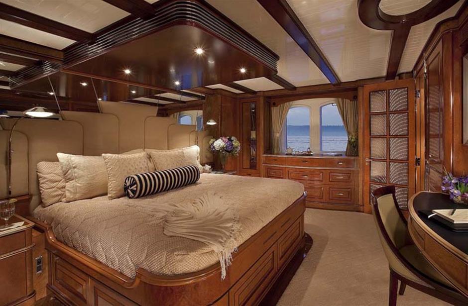 SYCARA IV yacht