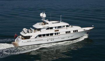ARETI II yacht Price