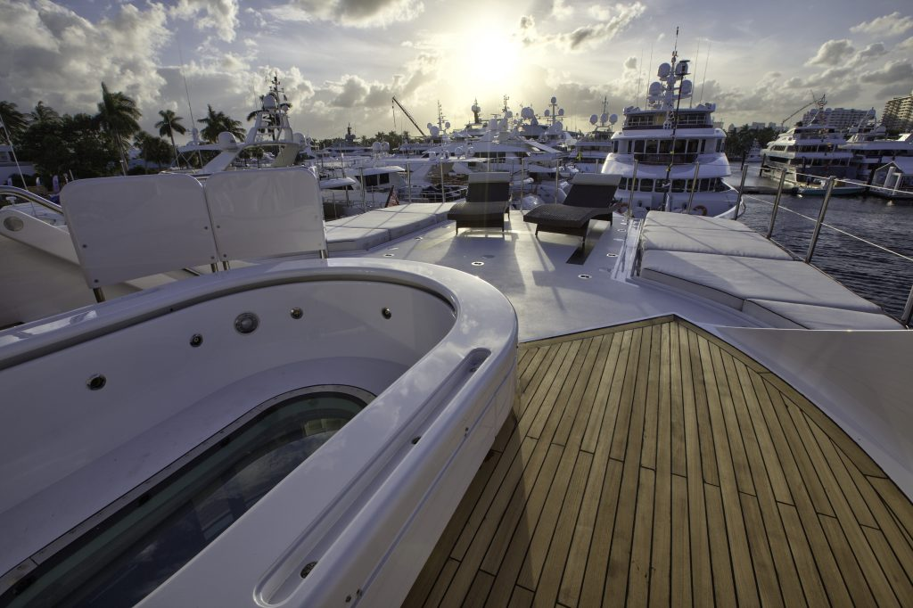 MATRIX ROSE yacht