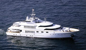 MATRIX ROSE yacht