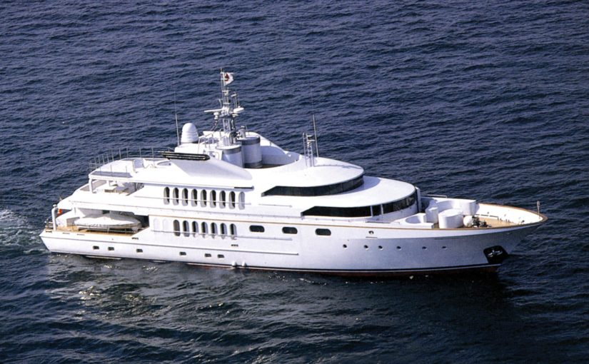 MATRIX ROSE yacht For Sale