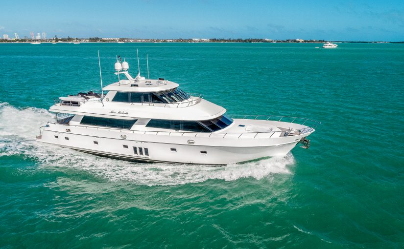 MISS MICHELLE yacht For Sale