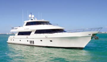 MISS MICHELLE yacht