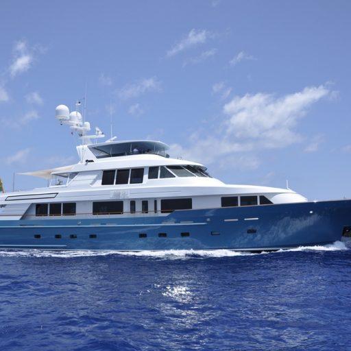 NITA K yacht
