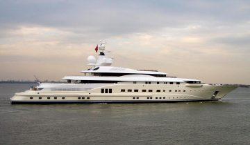 PELORUS yacht Price