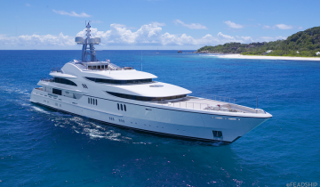 ANNA I yacht