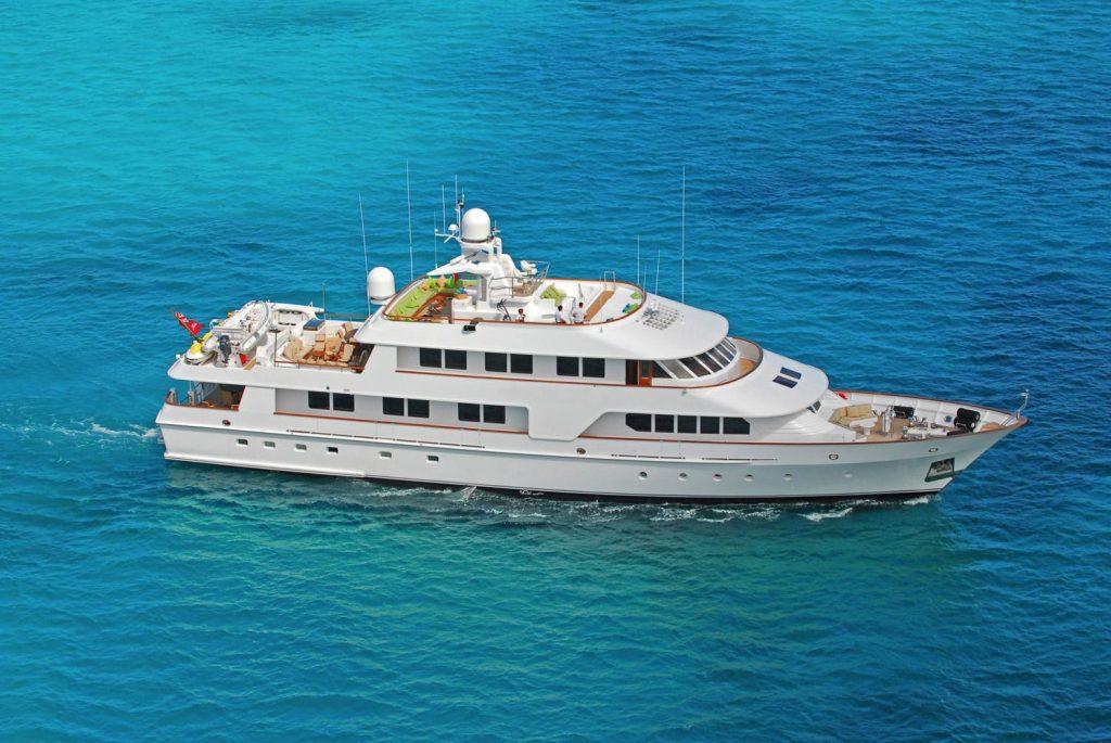 MONTE CARLO yacht Brochure