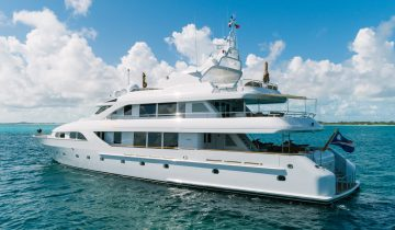 LAGNIAPPE yacht