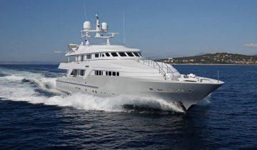 DEEP BLUE II yacht Price