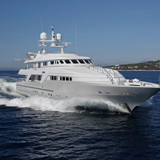 DEEP BLUE II yacht Video