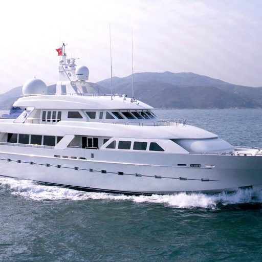 ISLAND HEIRESS yacht Video