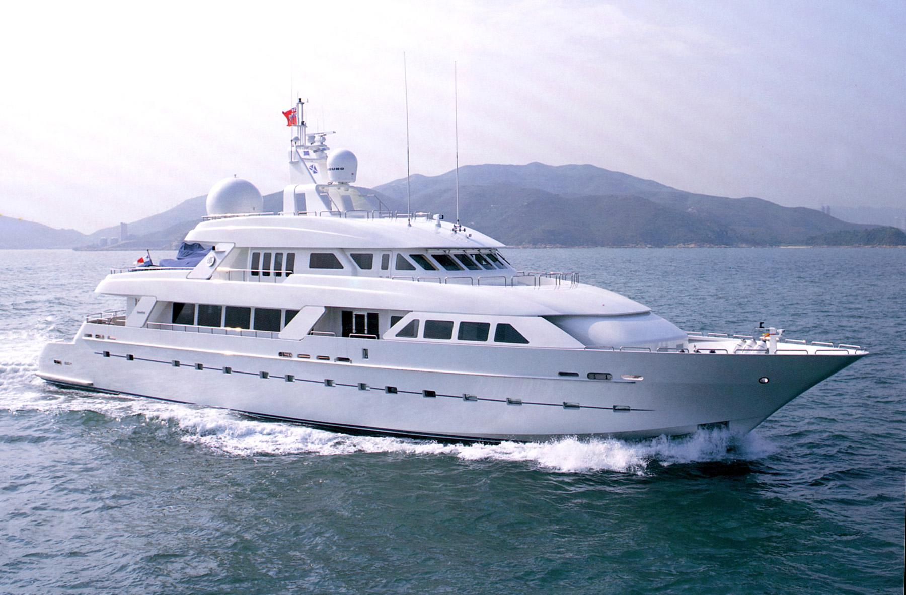 ISLAND HEIRESS specs with detailed specification and builder summary