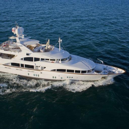 IL' BARBETTA yacht