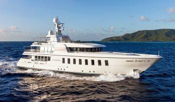 GLADIATOR yacht