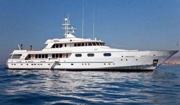 X yacht Price