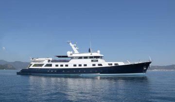 AGA 6 yacht