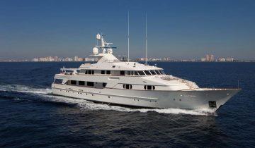BG yacht Price