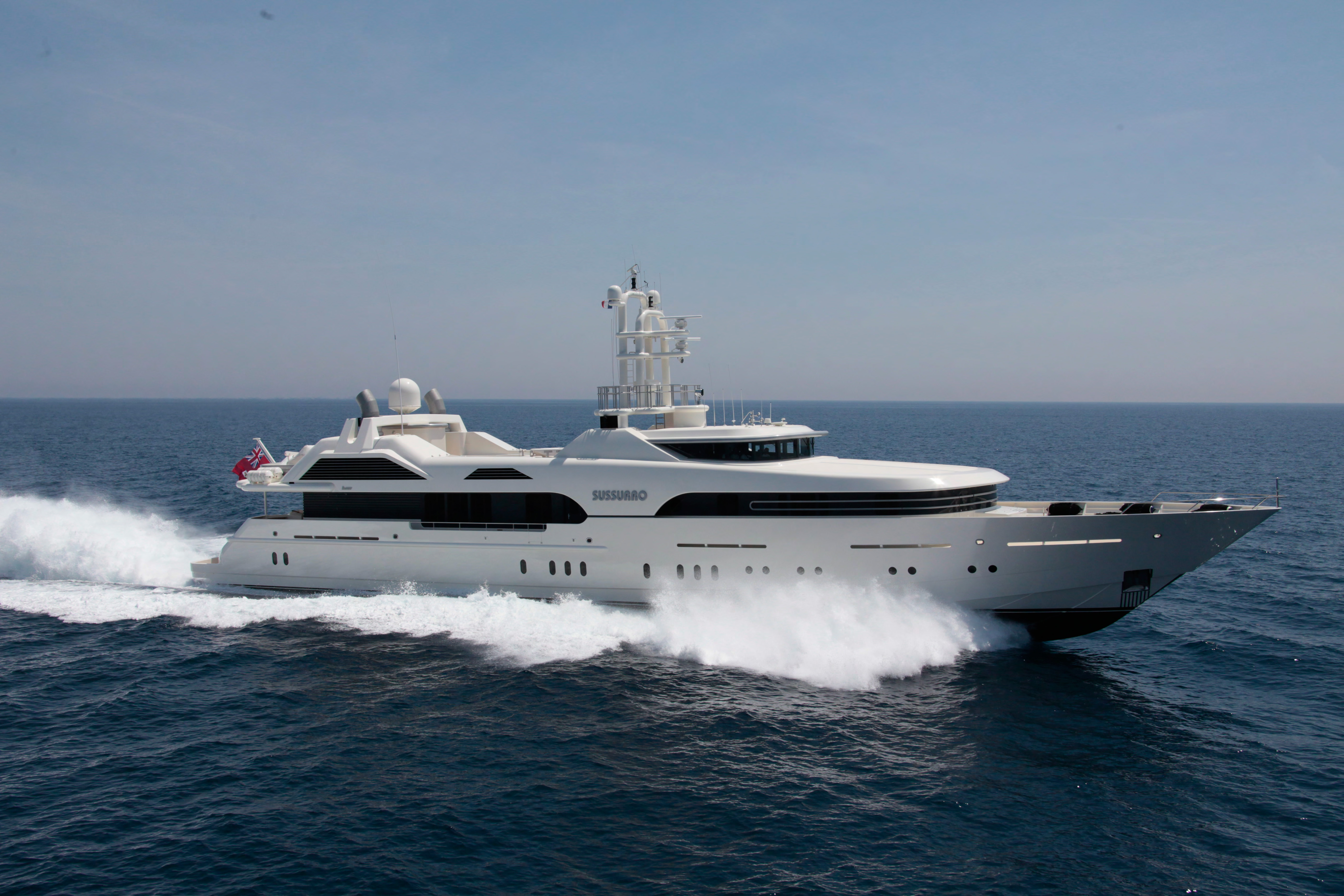SUSSURRO specs with detailed specification and builder summary