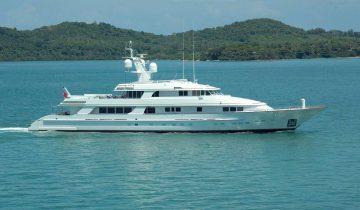 BRAVEHEART yacht Price