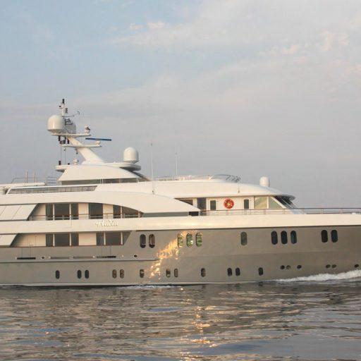 HADIA yacht