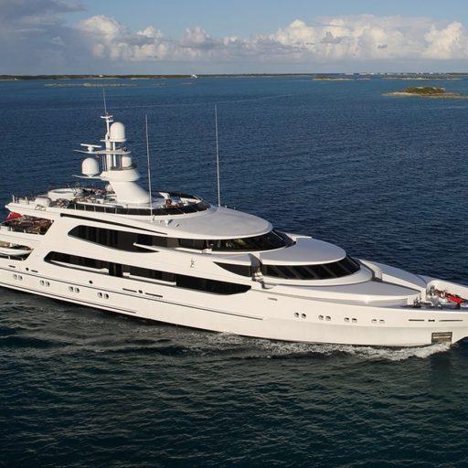 LAZY Z yacht
