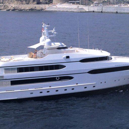 AMANTI yacht