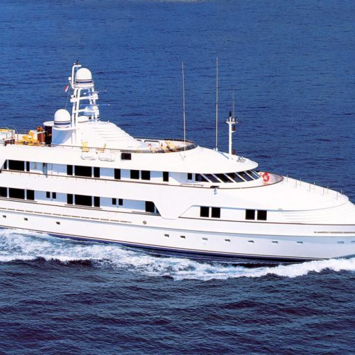 PASSION yacht Price