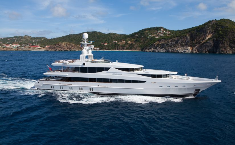 SUNRISE yacht For Sale