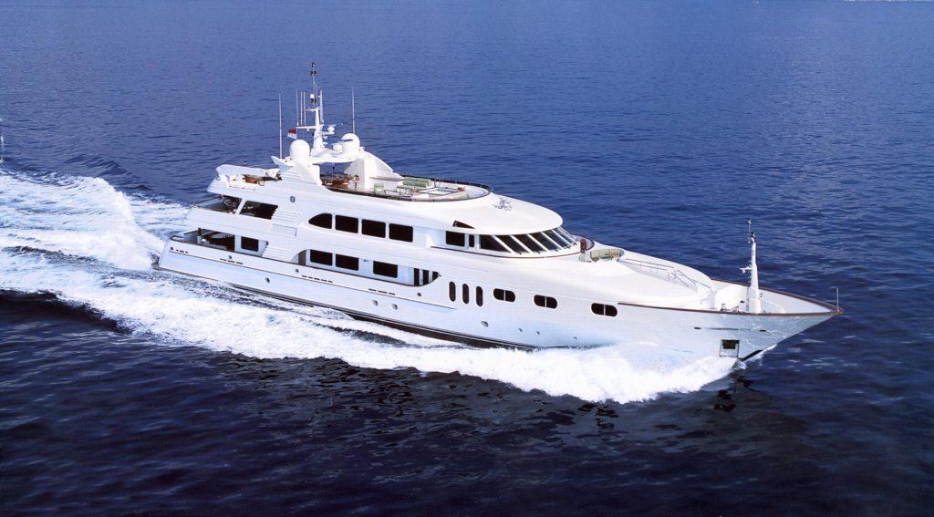 PANGAEA yacht Brochure
