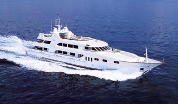 PANGAEA yacht Price