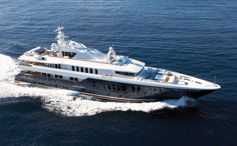 SIRONA III yacht For Sale