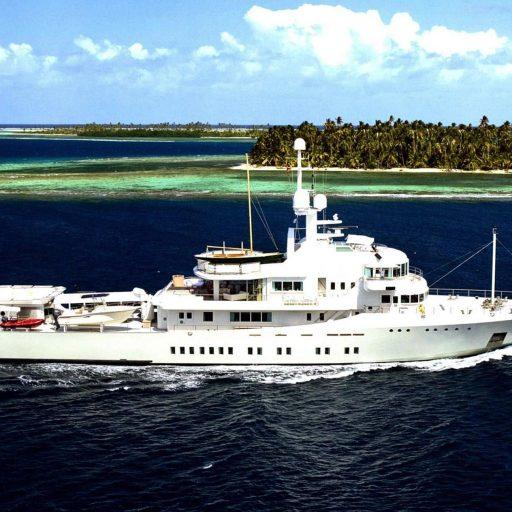 SENSES Yacht Position