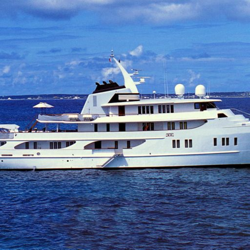 ALTAIR III yacht Video