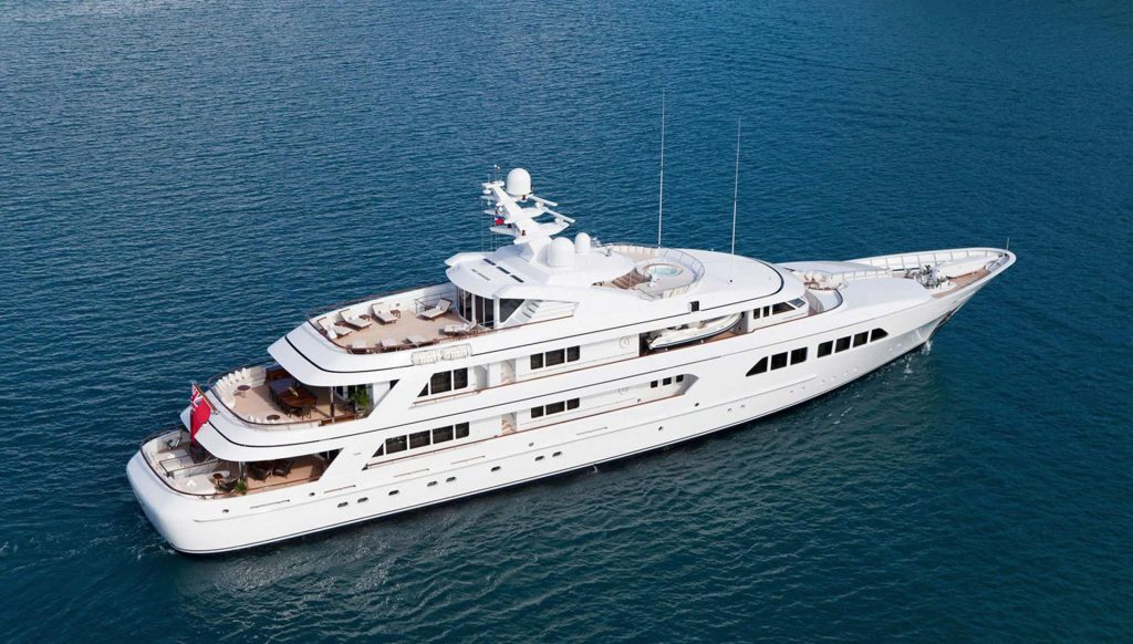 MAJESTIC yacht Brochure
