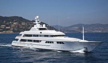 FAITH yacht Price