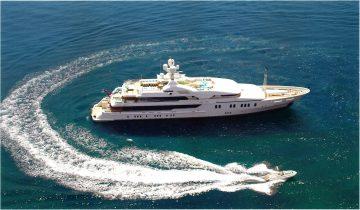 MARIA yacht Price
