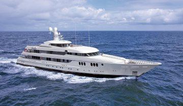 TRIDENT yacht Price