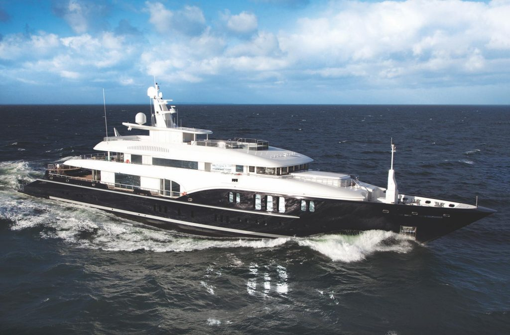 SAPPHIRE yacht Brochure