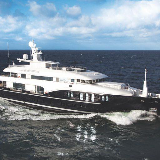 SAPPHIRE yacht Video