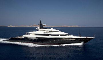 ALFA NERO yacht Price