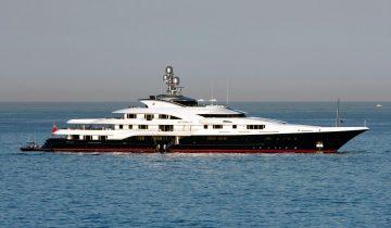 ATTESSA IV yacht Price