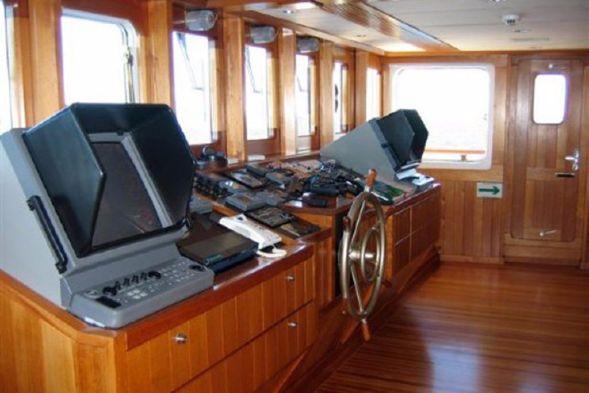 Latitude yacht