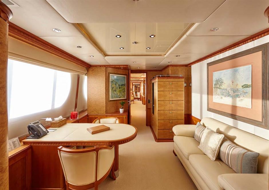 KANALOA yacht