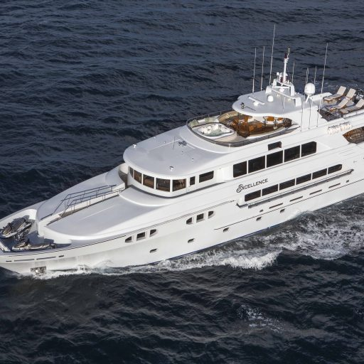 EXCELLENCE yacht Price