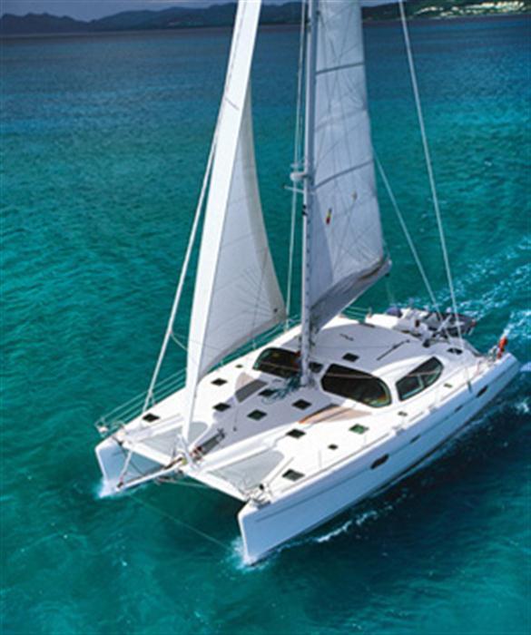 OCEAN'S SEVEN yacht Brochure